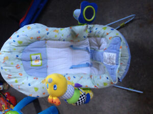 Baby Seat & Activity Pillow