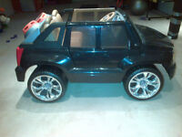 Fisher Price Cadillac Escalade Ride on Truck