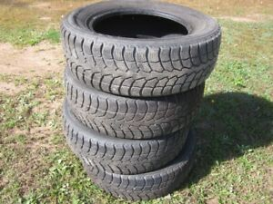 Winter Claw Extreme Grip Tires 195 65 15