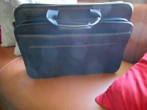 Leather  laptop case BRAND NEW/ never used