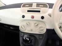 2014 FIAT 500 1.2 Lounge 3dr [Start Stop]