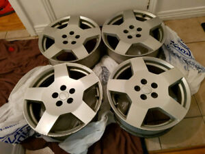 18 '' CHEVROLET mags good state