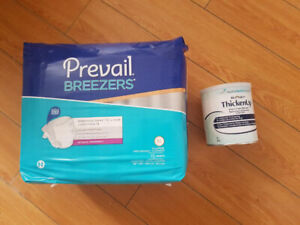 Prevail XL Breezers & Resource ThickenUp
