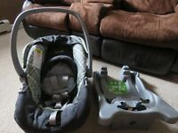 Safety First - Baby Car Seat & base