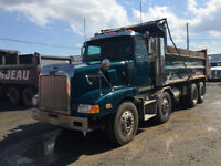 Camion Westernstar 12 roues