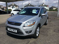 Ford Kuga 2.0TDCi ( 140ps ) 2012.25MY Zetec