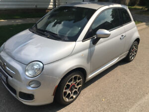 Fiat Sport Priced to Sell!!