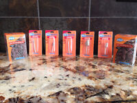 Electric Nail File Bits - New in Package