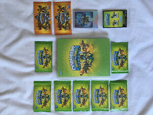 60 Unopened Skylander Swap Force/Giants Topps Trading cards