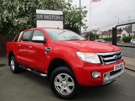 2014 Ford Ranger 2.2TDCi ( 150PS ) ( EU5 ) 4x4 Double Cab Limited 2