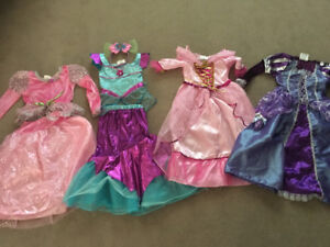 *** Ages 3-5 Girls Costume Play/Dress-up - $5 each ***