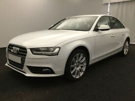 £264.15 PER MONTH AUDI A4 2.0TD (150ps) SE TECHNIK DIESEL AUTOMATIC