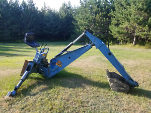 Backhoe Attachment | Kijiji in Ontario  - Buy, Sell & Save
