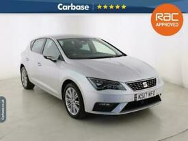 image for 2017 SEAT Leon 1.4 TSI 125 Xcellence Technology 5dr HATCHBACK Petrol Manual