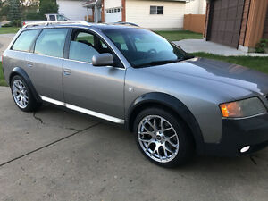 REDUCED Fully services,Audi All Road extensive money spent