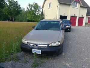 2002 Chevrolet Malibu Seden(Need a car to drive?this is the one)