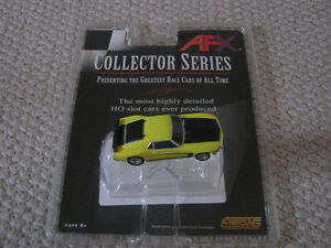 AFX Collector Series 1969 Boss 302 Mustang HO ELECTRIC SLOT CAR