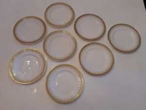 "Lot de 8 assiettes Royal Albert Paragon ""Athena"" England (013)"