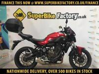 2016 16 YAMAHA MT-07 ABS