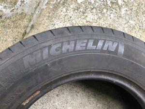 Michelin 185/70 R14  tires [set of two]