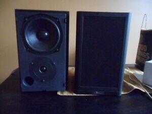 Mission speakers/pair