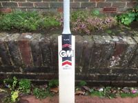 GM Flare NEW Cricket bat quality English Willow size Harrow