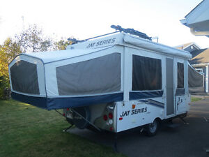2009 Jayco 1207 Tent Trailer 12 feet