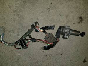 1982 honda gl500 silverwing ignition switch with 2 keys