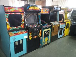 Classic multi-game Arcade machine..Many available Pac-Man Galaga