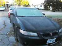 2001 Pontiac Grand Prix GT Coupe (2 door)