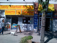 """Restaurant & Convenience store """"together """"4 sale"""
