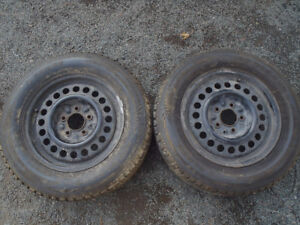 195/65R15 Directional Snows