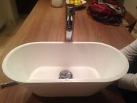 Natural Stone Countertop Basin