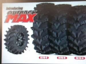 KNAPPS in PRESCOTT has LOWEST PRICE on OUTBACK MAX TIRES !! Kingston Kingston Area image 1