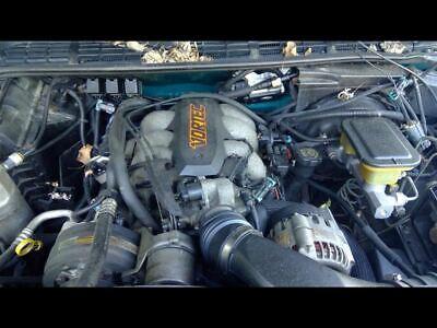 Engine 6-262 4.3L VIN W 8th Digit 4WD Fits 95 BLAZER S10/JIMMY S15 103709