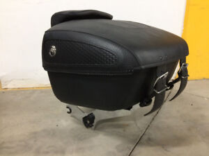 tour pack valise harley road king