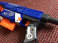 Nerf Retaliator with other parts