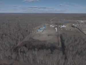 Fox Creek Industrial Land for Lease