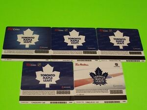 L@@KING for $0 value TIM HORTONS Gift Cards OHL NHL etc to TRADE
