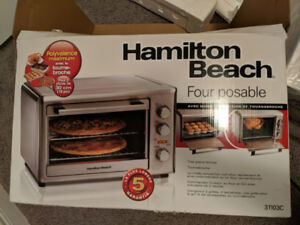 Hamilton Beach 31103C Countertop Oven