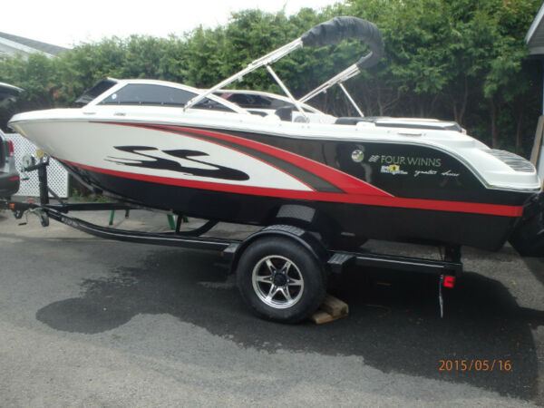 Used 2014 Four Winns HORIZON 190 SS