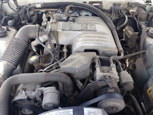 1986 Ford 302ci fuel injected 5.0 litre motor with 93,000kms