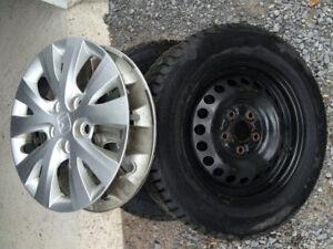 Roue + pneu