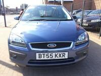 Ford Focus 1.6 115 2006MY Zetec