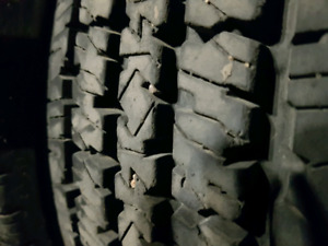 for sale 3- LT235 85 R16 tires