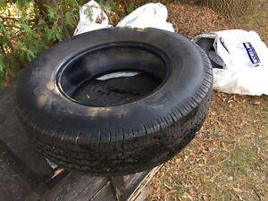 4 x 225/75/16 tires