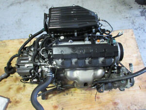 01 02 03 04 05 HONDA CIVIC 1.7L D17A ENGINE + AUTO TRANSMISSION