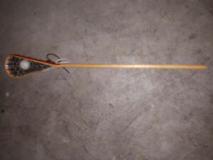 Lacrosse Stick- hand made