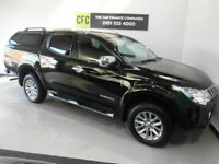 Mitsubishi L200 2.4DI-D 4WD Barbarian BUY FOR ONLY £59 A WEEK ON FINANCE