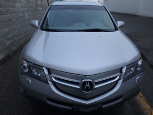 2009 Acura MDX Tech Pkg SUV_NAVI_ WARRANTY_CLEAN_NO ACCIDENTS_
